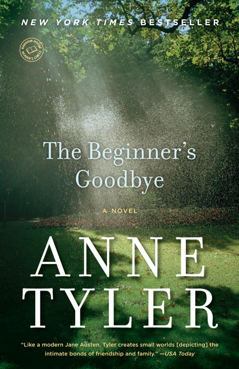 Anne Tyler The Beginner's Goodbye