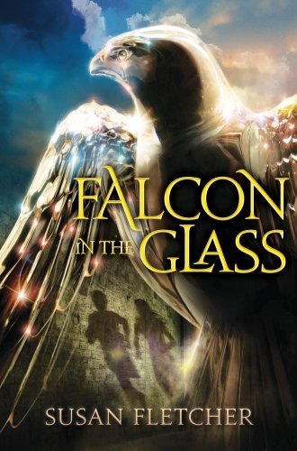 Susan Fletcher Falcon In The Glass