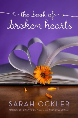 Sarah Ockler The Book Of Broken Hearts
