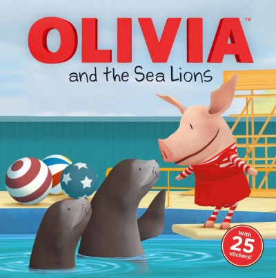 Farrah Mcdoogle Olivia And The Sea Lions