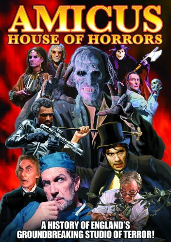 Amicus House Of Horror A Hist Bayldon Cushing DVD R Clr Nr 2 DVD
