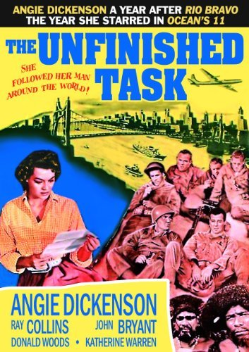Unfinished Task The (aka I'll Dickinson Collins DVD R Bw Nr