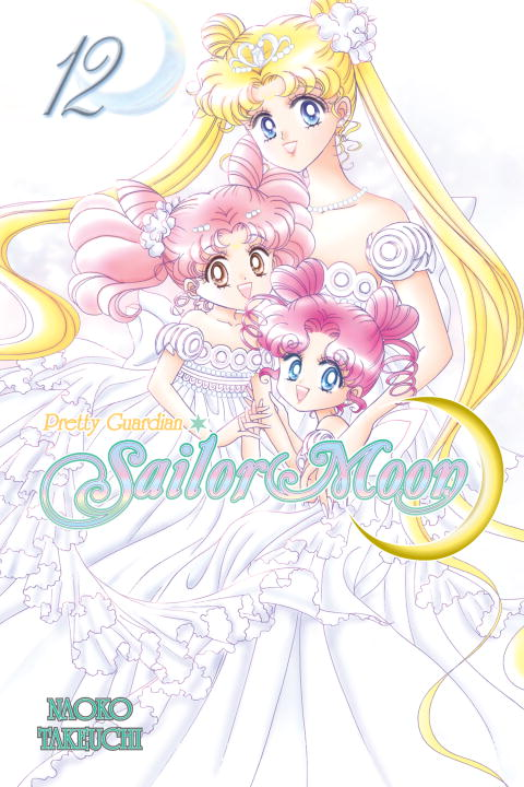 Naoko Takeuchi Pretty Guardian Sailor Moon Volume 12