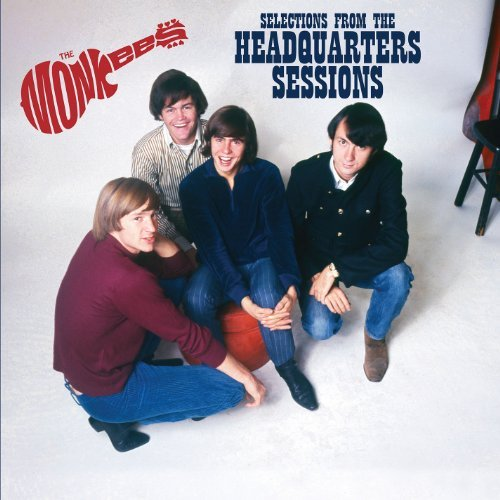 Monkees Selections From The Headquarte Red Colored Vinyl Lmtd Ed.