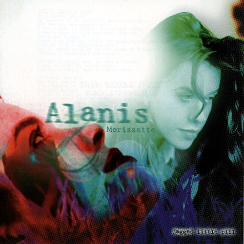 Alanis Morissette Jagged Little Pill