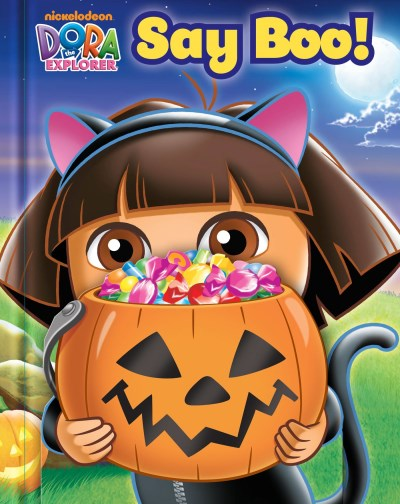 Nickelodeon Dora The Explorer Say Boo!