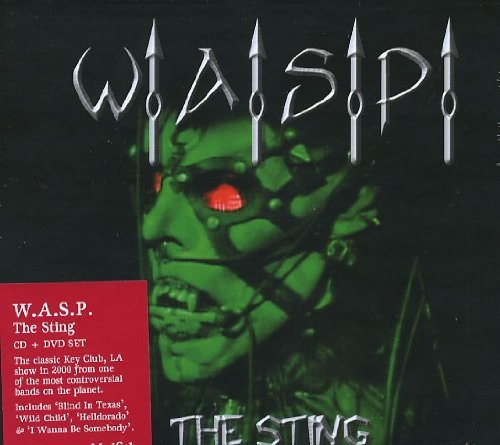 W.A.S.P. Sting Incl.Dvd