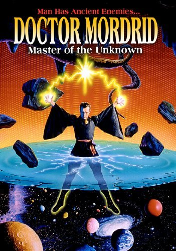 Doctor Mordrid Master Of The Unknown Doctor Mordrid Master Of The Unknown DVD Nr