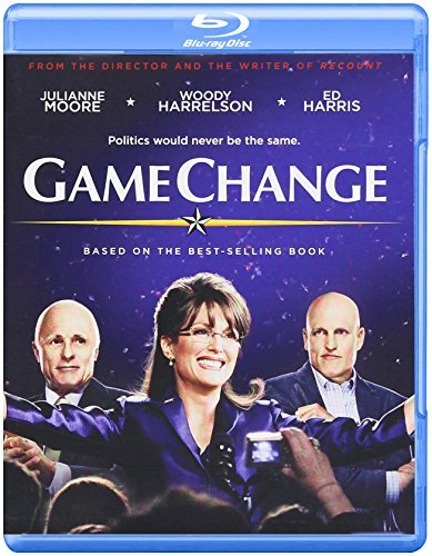 Game Change Harris Moore Blu Ray Ws Nr Incl. DVD Dc