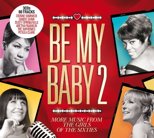Be My Baby 2 Be My Baby 2 Import Gbr 3 CD