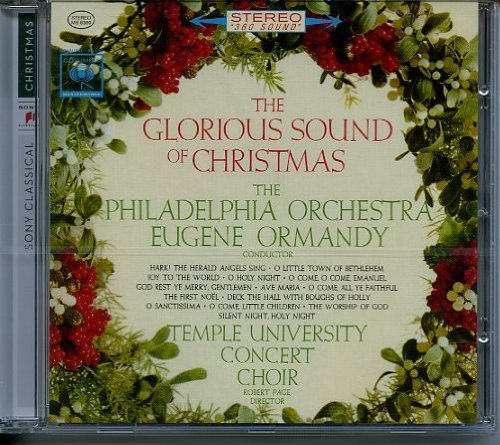 Eugene Ormandy Glorious Sound Of Christmas Import Eu