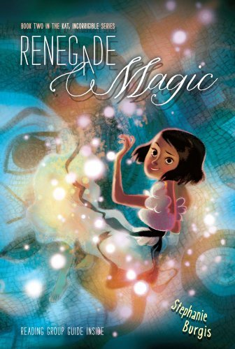 Stephanie Burgis Renegade Magic