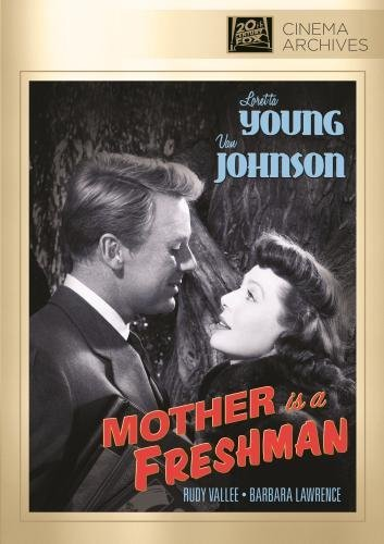 Mother Is A Freshman Young Johnson Vallee Lawrence DVD R Nr