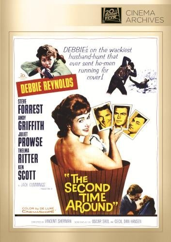 Second Time Around Reynolds Forrest Griffith DVD R Nr