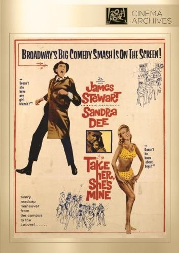 Take Her She's Mine Stewart Dee Meadows Morley DVD R Nr