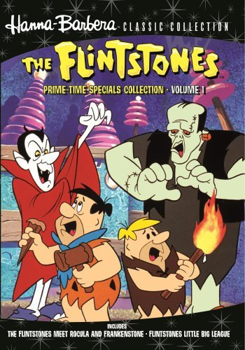 Flintstones Vol. 1 Prime Time Flintstones DVD Mod This Item Is Made On Demand Could Take 2 3 Weeks For Delivery