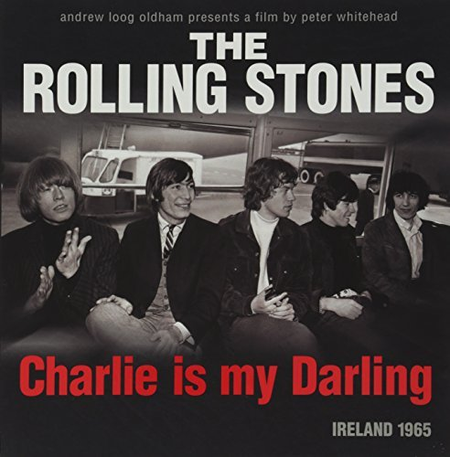 Rolling Stones Charlie Is My Darling Ireland Blu Ray Super Deluxe Box Set Incl. DVD 2 CD Lp