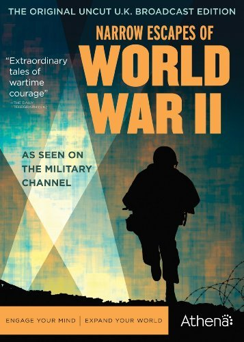 Narrow Escapes Of World War Ii Narrow Escapes Of World War Ii Ws Nr 4 DVD