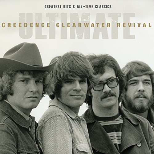 Creedence Clearwater Revival Ultimate Ccr Greatest Hits & 3 CD