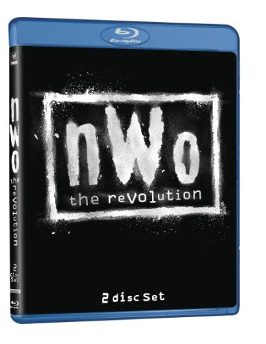 N.W.O. The Revolution Wwe Blu Ray Ws Tvpg 2 Br