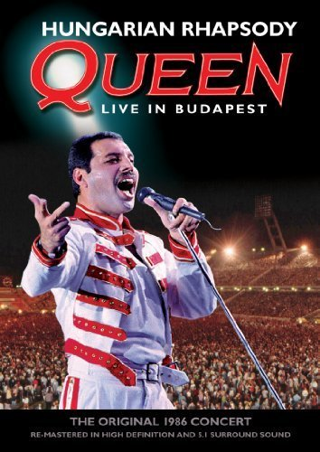 Queen Hungarian Rhapsody Queen Live Incl. 2 CD