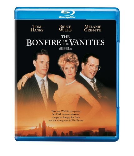 Bonfire Of The Vanities Hanks Griffith Willis Freeman Blu Ray Ws R