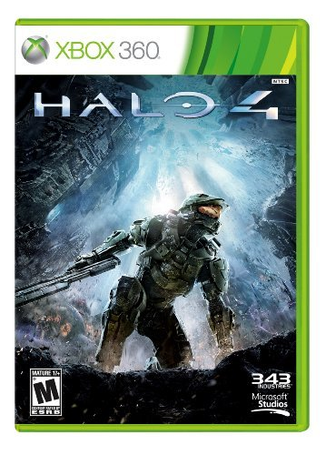 Xbox 360 Halo 4 Microsoft Corporation M