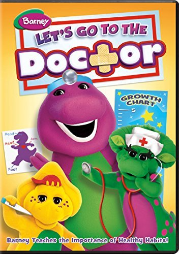 Let's Go To The Doctor Barney Nr