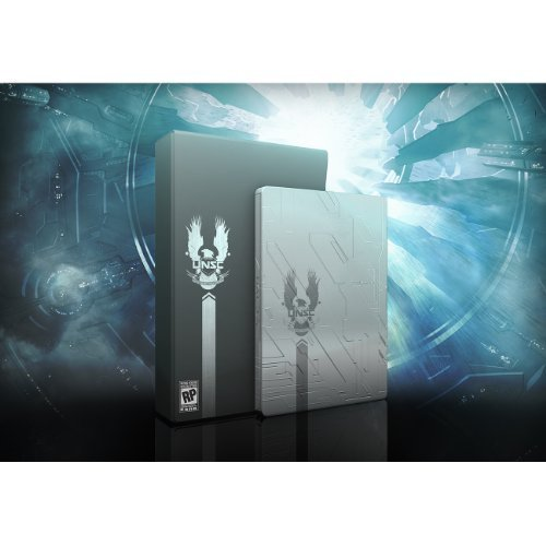 X360 Halo 4 Limited Collector's Edition