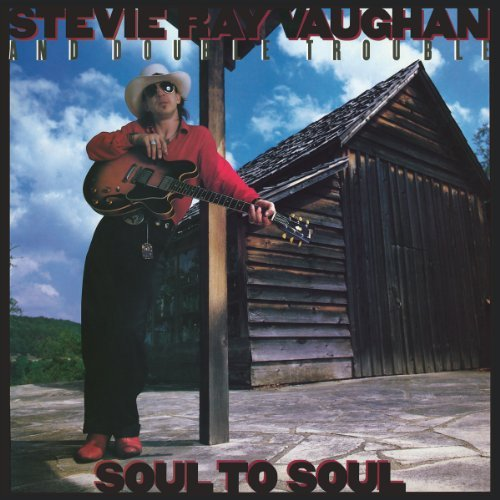 Stevie Ray Vaughan Soul To Soul Import Eu