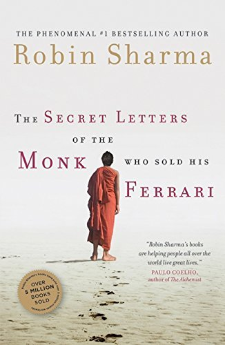 Robin Sharma Secret Letters From The Monk Who Sold His Ferrari