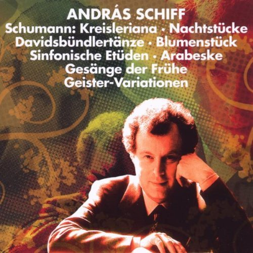 Schiff Andras Schumann Works For Piano Imported