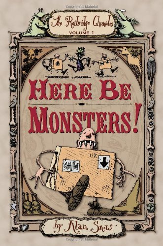 Alan Snow Here Be Monsters! Reprint