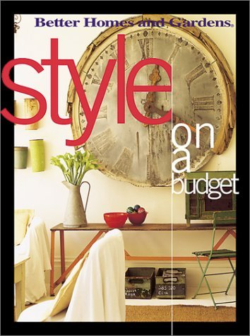 Vicki Ingham Better Homes And Gardens Books Style On A Budget