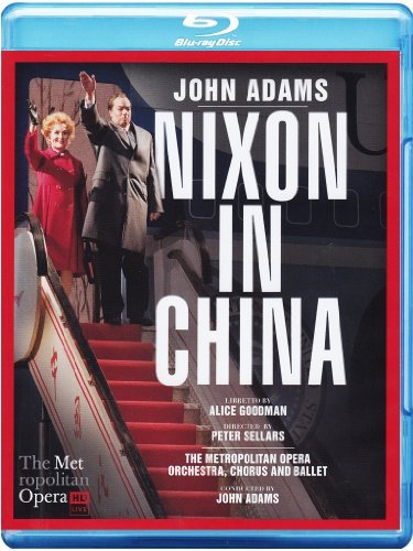 John Adams Nixon In China Nr