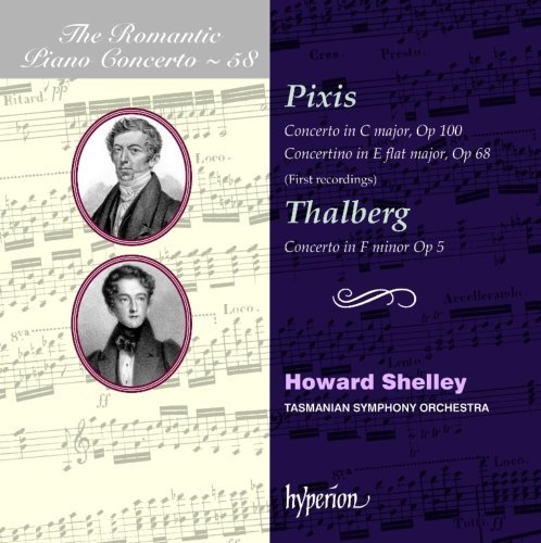 Shelley Romantic Piano Concerto Vol.58 Shelley (pno) Tasmanian Symphony Orchestra