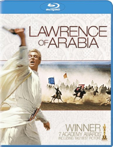 Lawrence Of Arabia O'toole Guinness Sharif Quinn Blu Ray Dc Pg