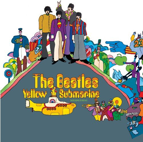 Beatles Yellow Submarine (original Rec 180gm Vinyl
