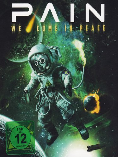 Pain We Come In Peace Import Gbr Incl. 2 CD
