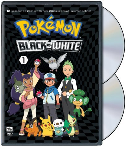 Pokemon Black & White Set 1 Nr 2 DVD
