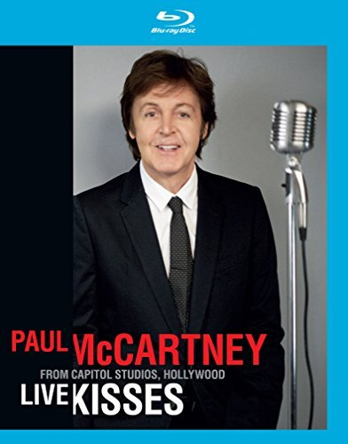 Paul Mccartney Paul Mccartney Live Kisses Blu Ray Nr