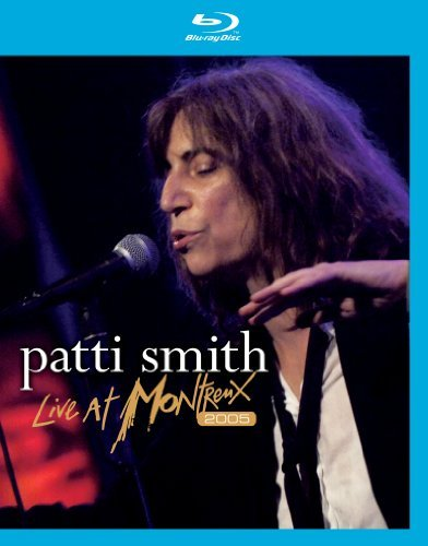 Patti Smith Live At Montreux 2005 Blu Ray Nr