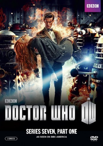 Doctor Who Series 7 Part 1 Nr 2 DVD