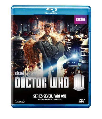 Doctor Who Series 7 Part One Blu Ray Ws Nr 2 Br