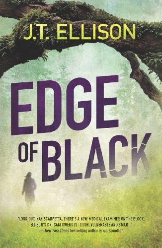 J. T. Ellison Edge Of Black