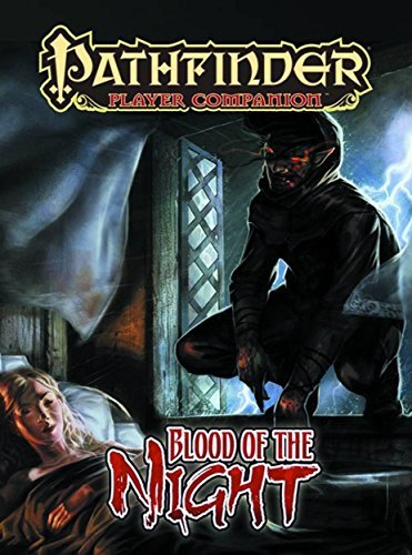 Tork Shaw Pathfinder Player Companion Blood Of The Night