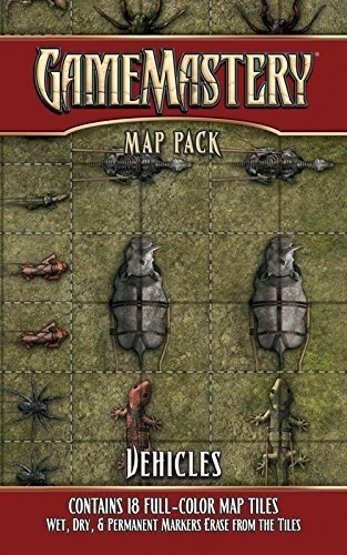 Jason A. Engle Gamemastery Map Pack Vehicles