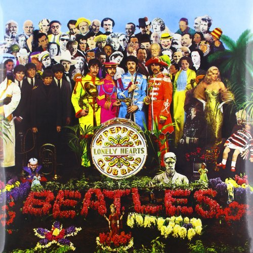 Beatles Sgt. Pepper's Lonely Hearts Cl 180gm Vinyl