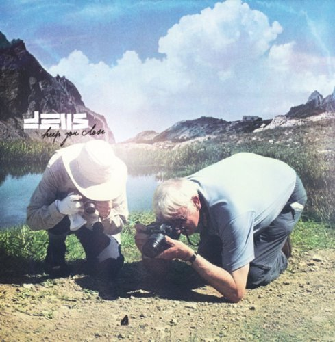 Deus Keep You Close 2 Lp