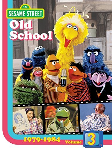 Sesame Street Vol. 3 Old School Nr
